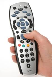 DVR remote control