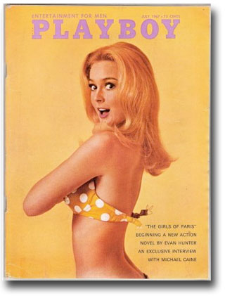 Vintage-Playboy-Cover